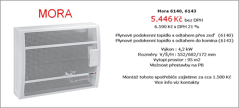 Mora 6140